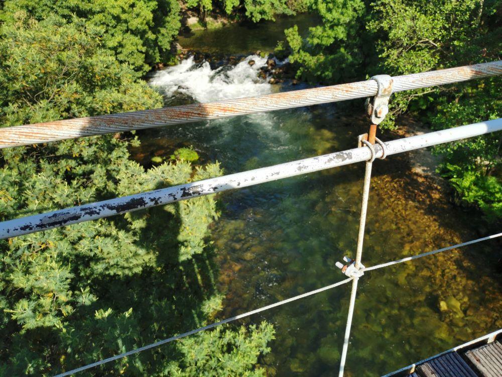 Vista desde a ponte