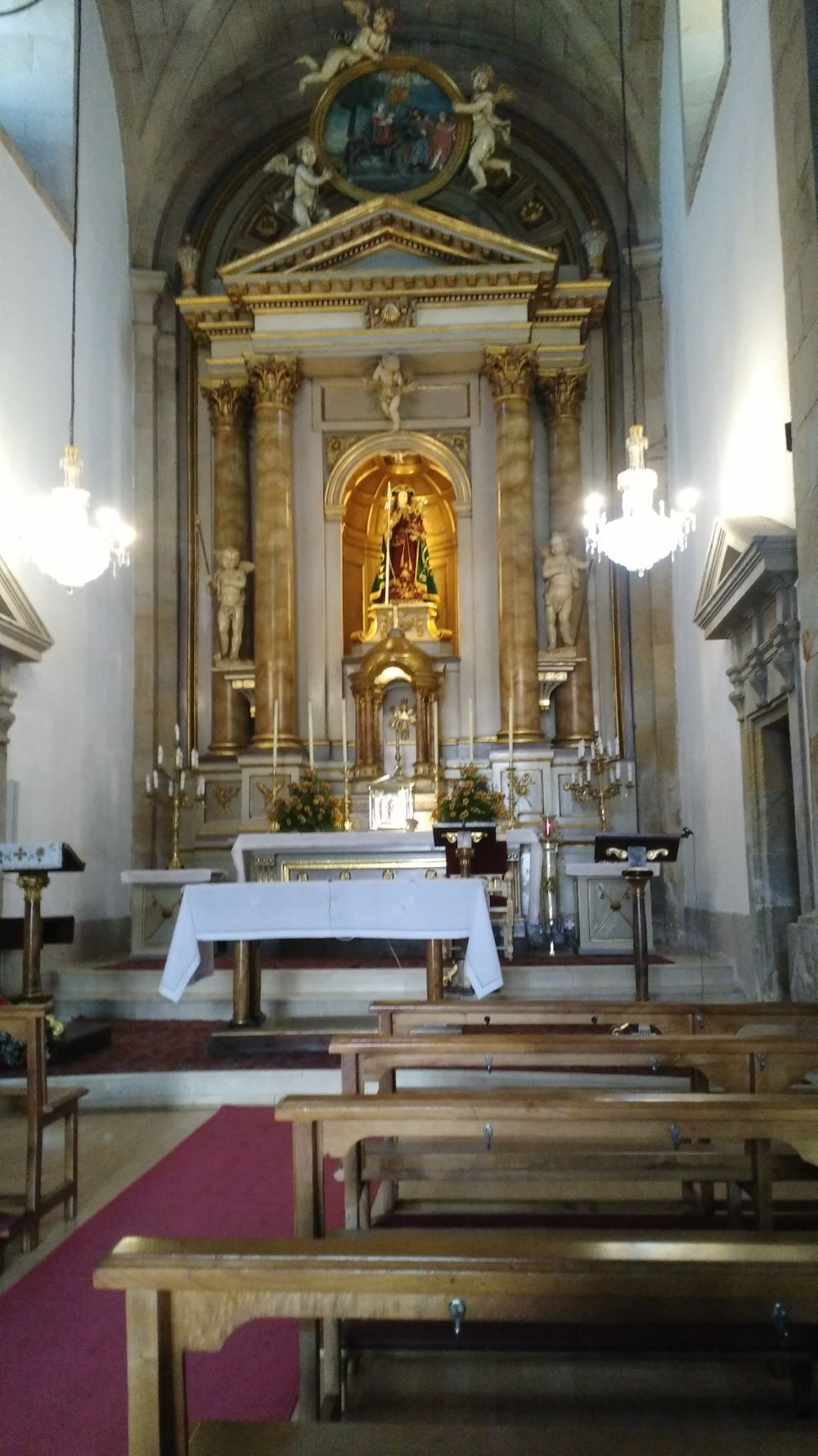 Altar da Igraxa da Peregrina