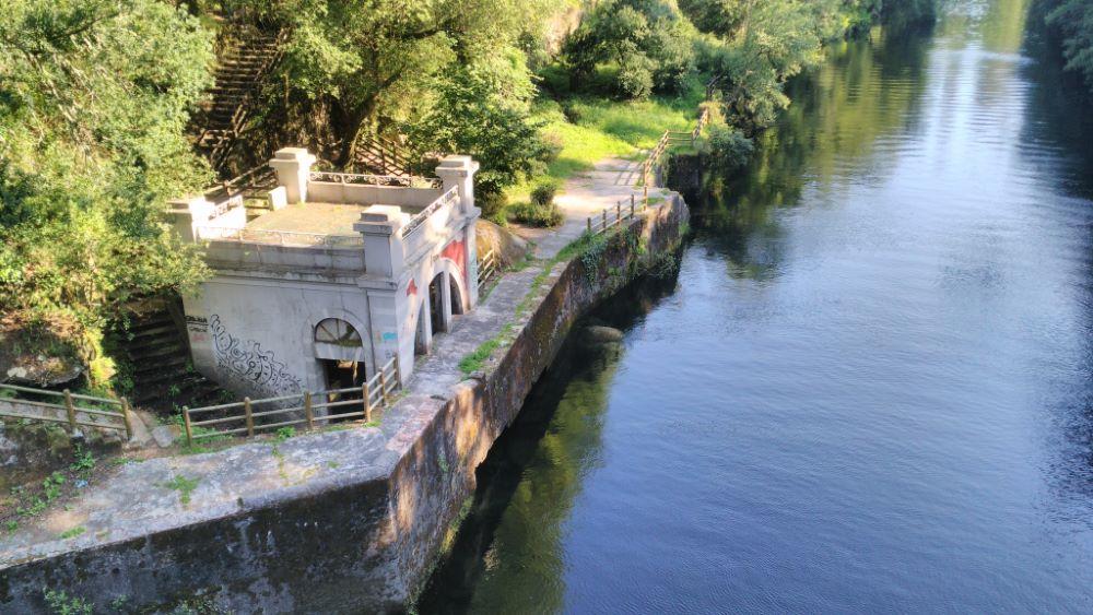 Vista dende a ponte