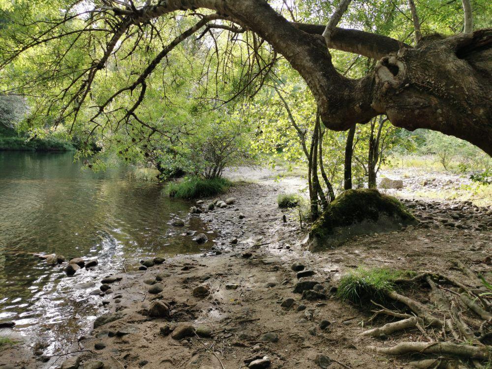 Praia fluvial Lerez