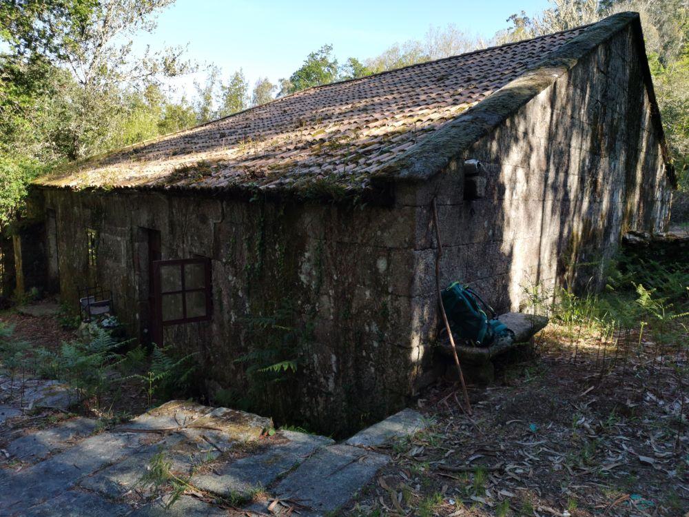 Casa vella de Arufe