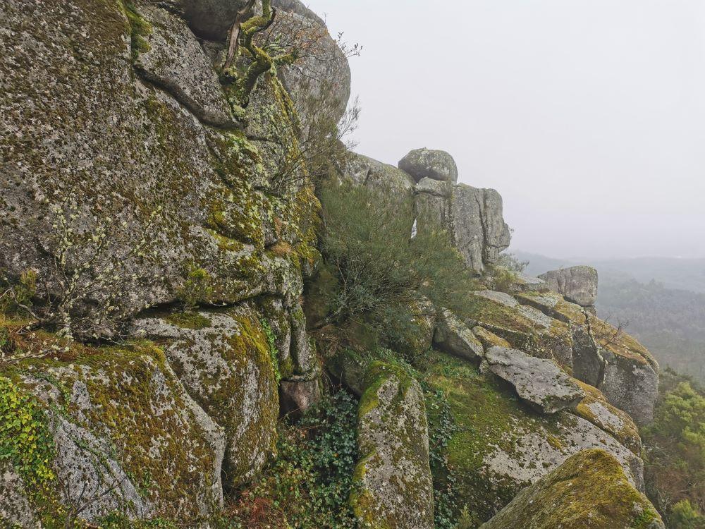 Vista do complexo onde está a cova.